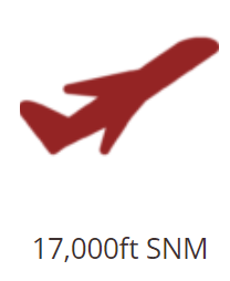 17000ft