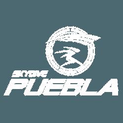 Logo Blanco Skydive Puebla
